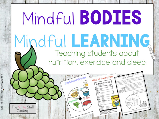Health and Nutrition Lessons for Little Learners