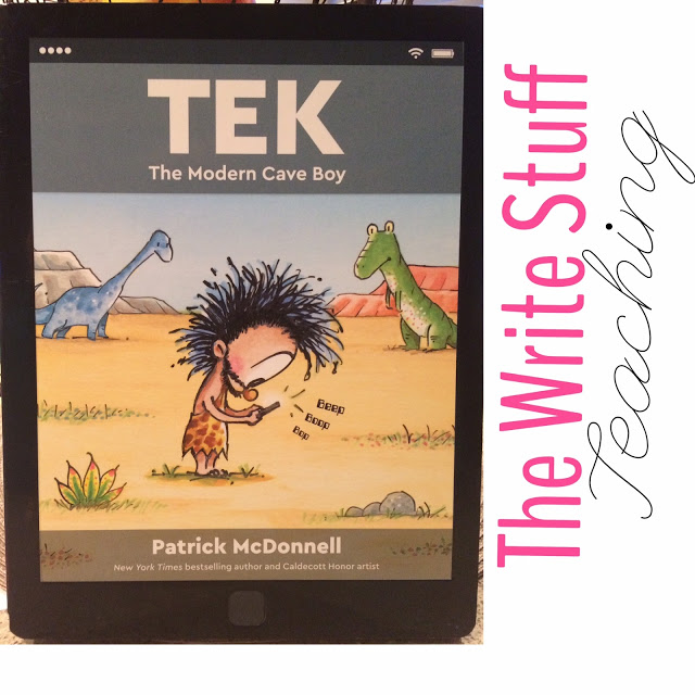 TEK – The Modern Cave Boy Book Review