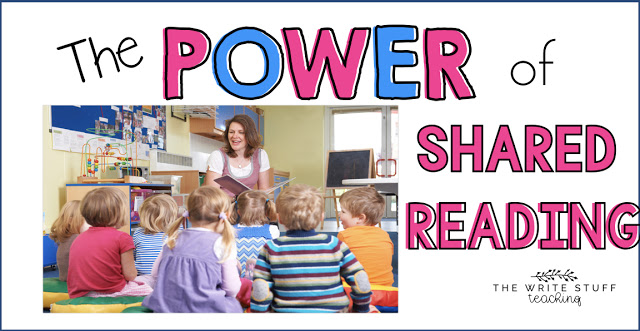 The Power of Shared Reading