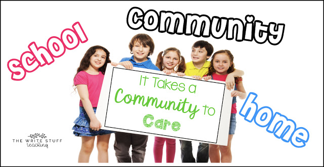 It Takes a Community to Care