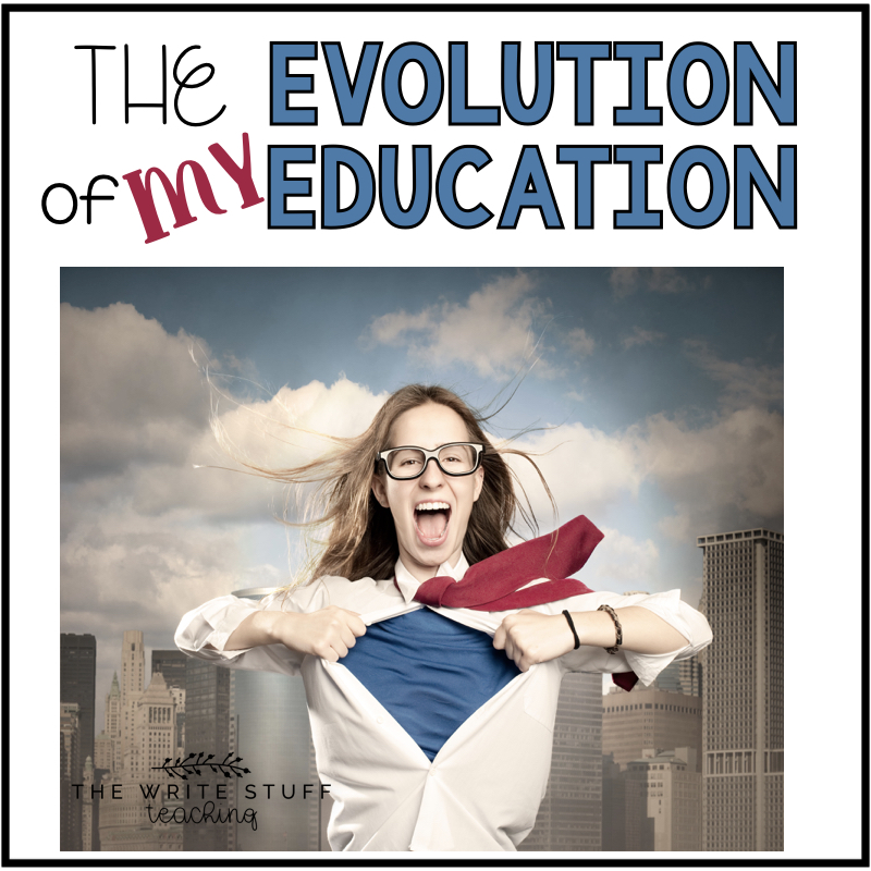 The Evolution of MY Education: Growth Mindset for Teachers
