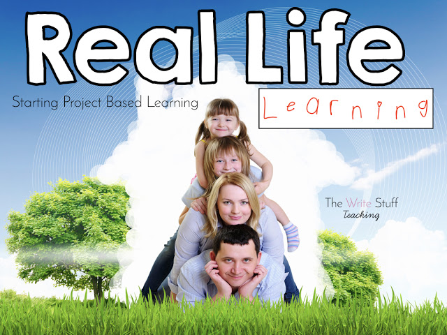 Project Based Learning in the Real World (Part 1)