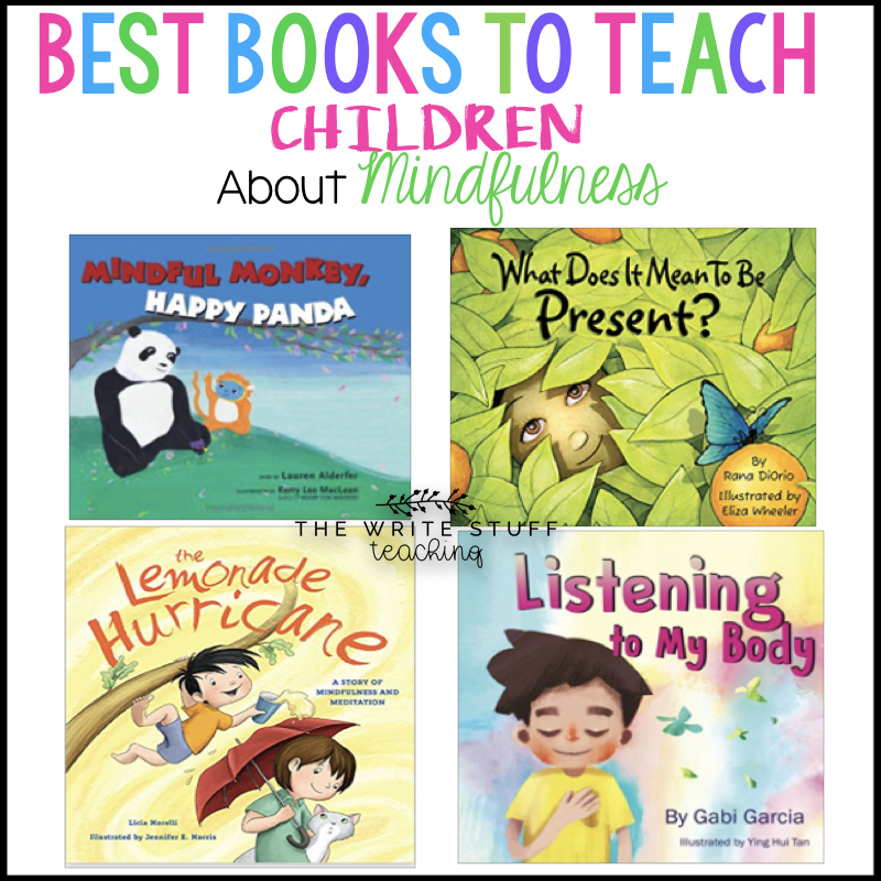 Best Children's Books to Teach Mindfulness