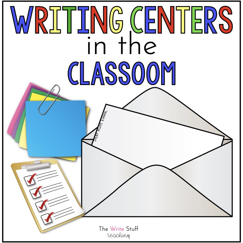 Using Writing Centers in the Classroom