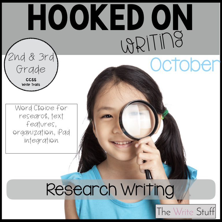 Writers Workshop Research Writing