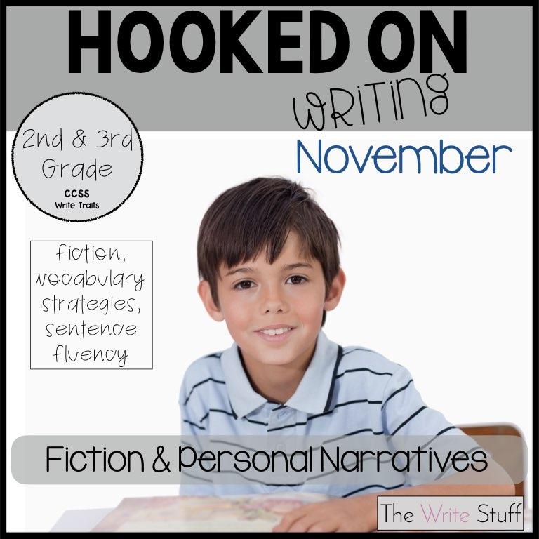Writers Workshop Narrative Writing