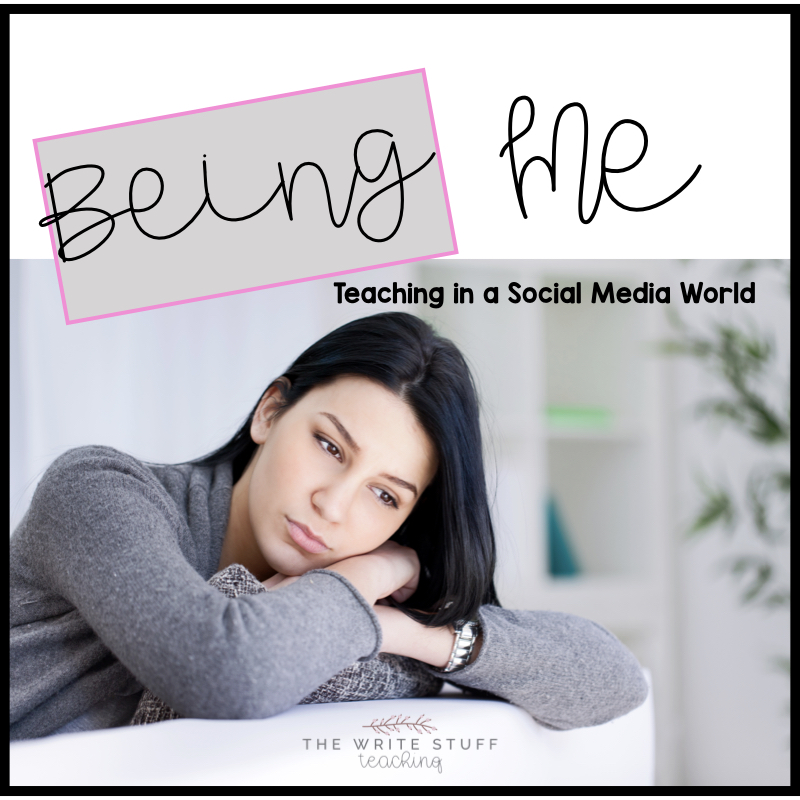 Being Me: Teaching in a Social Media World