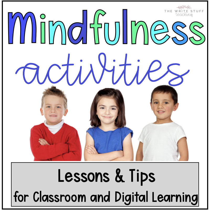 Mindfulness Lessons and Activities for Kids