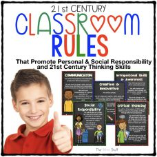 21st Century Classroom Rules